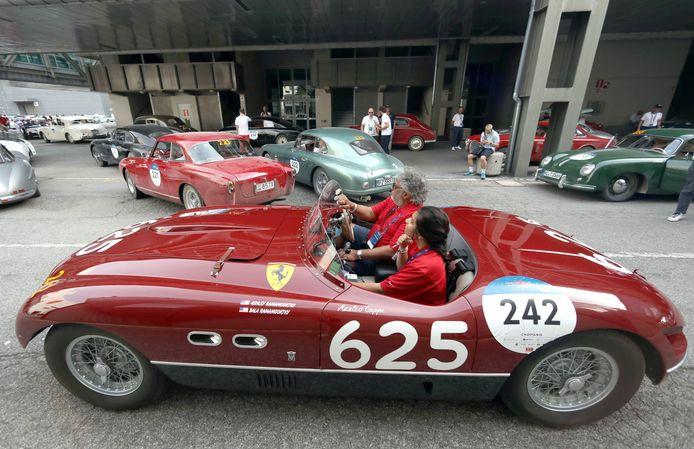 Ferrari 250 MM Spider Vignale (1952)