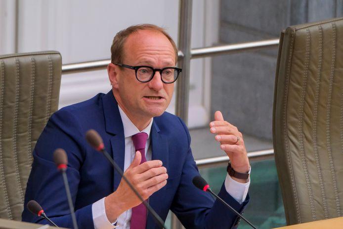 Vlaams minister van Sport Ben Weyts (N-VA)