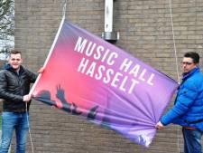 Benefietfestival in clubgebouw Hasselts Fanfare