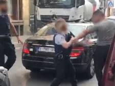 L'homme qui a blessé cinq policiers à Molenbeek a été placé sous bracelet électronique