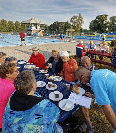 Zwembad Het Run in Drunen: bemoedigend seizoen, wel vooruit kijken