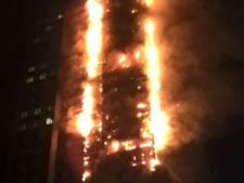 Drie maanden cel voor plaatsen foto's van flatbranddode op Facebook