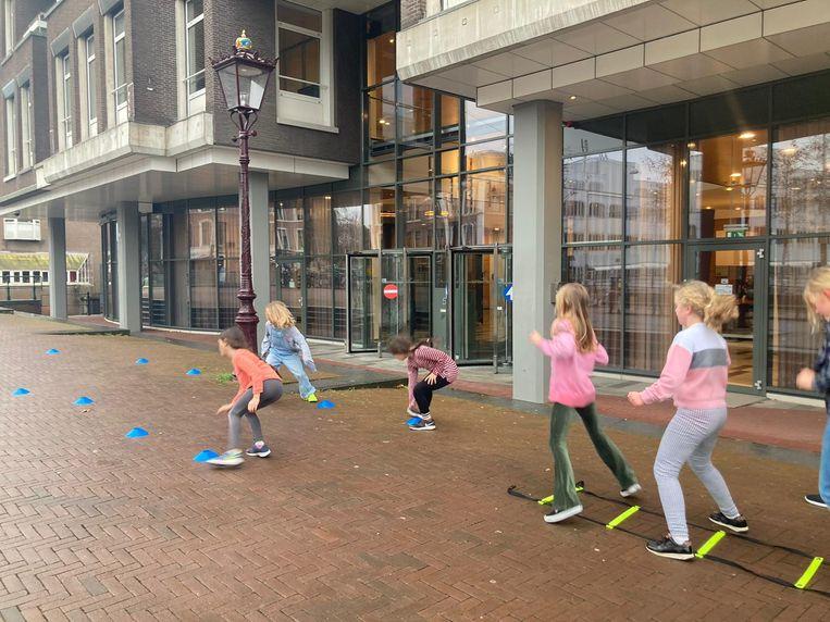 Kids gym Beeld -
