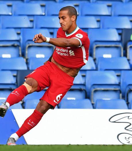 Thiago heeft een helft nodig voor passrecord Premier League