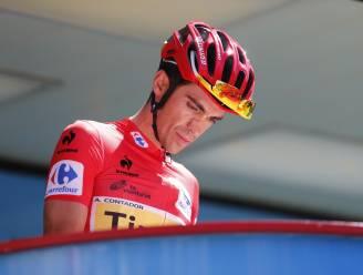 """Contador: """"Heel jammer wat Quintana overkomt"""""""