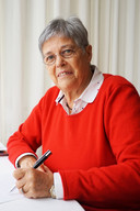 Truus Noij, voorzitter Seniorenvereniging Rijen SVR.