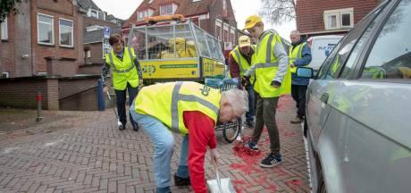 Rhenen weer schoon dankzij vrijwilligers ZAAP