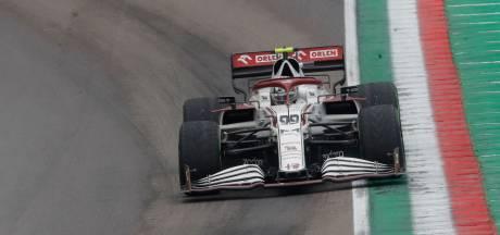 Callum Ilott reserverijder bij Formule 1-team Alfa Romeo