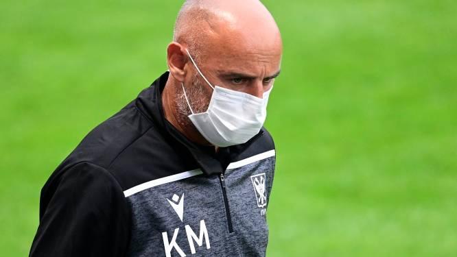 """Coach Kevin Muscat (STVV): """"Ik selecteer op basis van prestaties"""""""