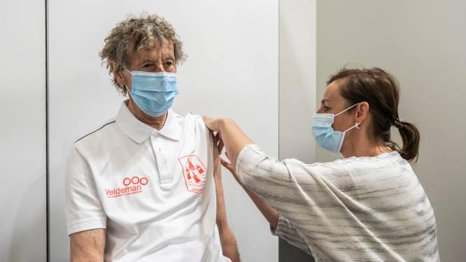 """Vaccin voor Pijnderdeken Gustaaf Mannaert: """"Bijna even ongeduldig op gewacht als op Ros Beiaardommegang"""""""