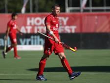 Euro de hockey: les Red Lions battus par l'Angleterre