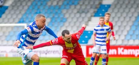 De Graafschap slaat aanval Go Ahead Eagles af
