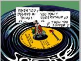 Oproep: laat je muzikale verhaal tekenen door cartoonist Gerrit de Jager