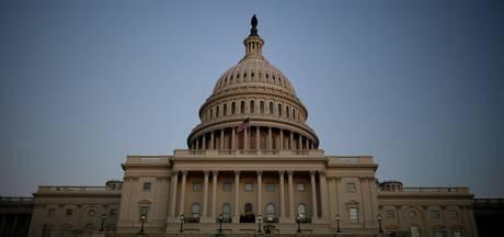 Onvoldoende stemmen in de Senaat, Amerikaanse overheid op slot