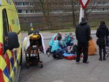 Scooterrijdster gewond geraakt bij uitwijkmanoeuvre in Amersfoort