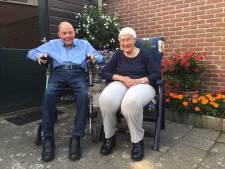 Diamanten paar: Het was altijd zoete inval bij Van Hove in Luyksgestel