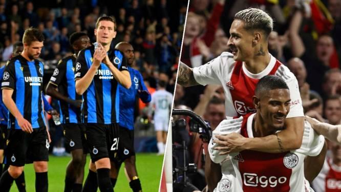 Verschil kon niet groter zijn, toch ziet Youri Mulder dat Club Brugge stapsgewijs Ajax achterna gaat