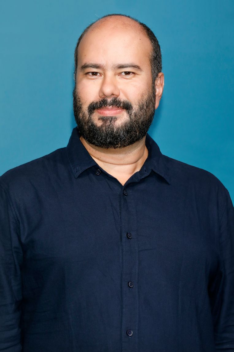 Filmmaker Ciro Guerra: 'Over het algemeen vind ik kostuumfilms maar saai, dus ik genoot ervan om dat genre te vergiftigen.' Beeld Corbis via Getty Images