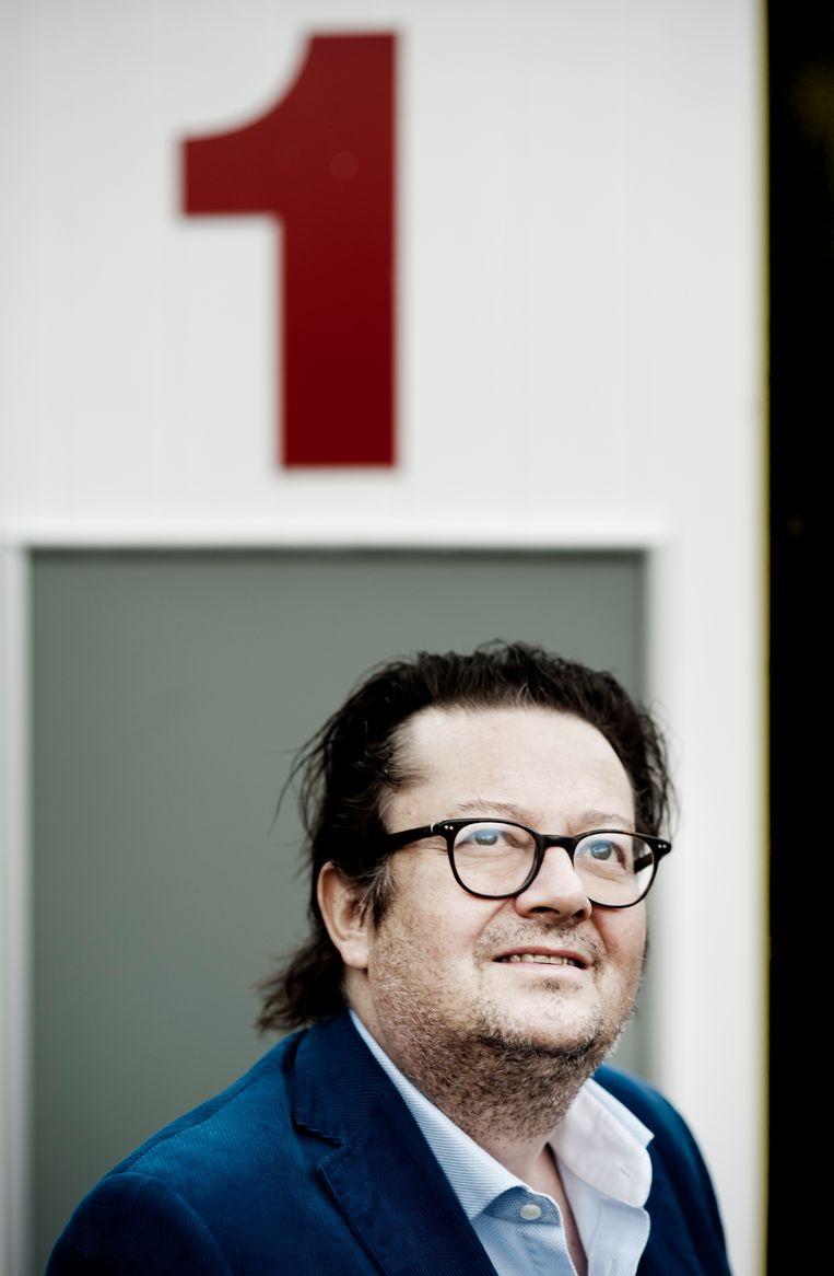 Marc Coucke. Beeld BELGAIMAGE