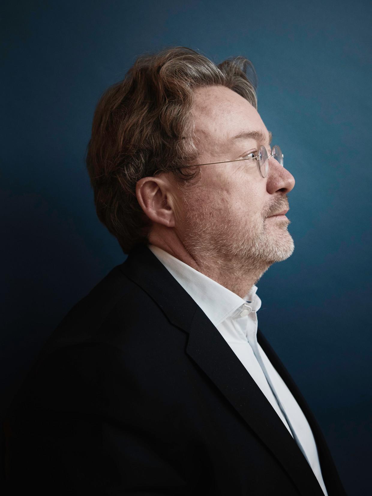 Olaf Sleijpen, directeur van De Nederlandsche Bank.  Beeld Kiki Groot