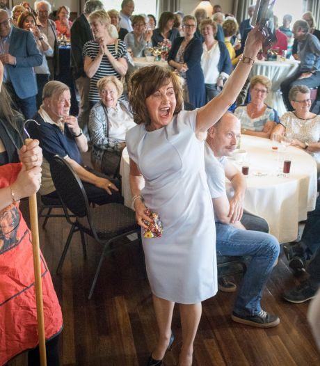 Ans Burgers (67) uit Weurt plotseling overleden; het mooiste meisje van de klas vrolijkt nu de hemel op