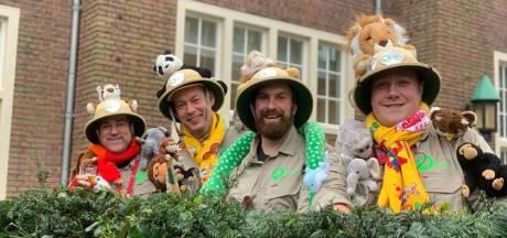 Dijkhoff en Aartsen stappen voor een paar dagen over: Partij voor de Wilde Dieren houdt wel van een feestje
