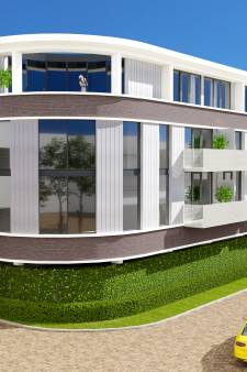 Complex 'Nrng23': 19 appartementen erbij in centrum Uden