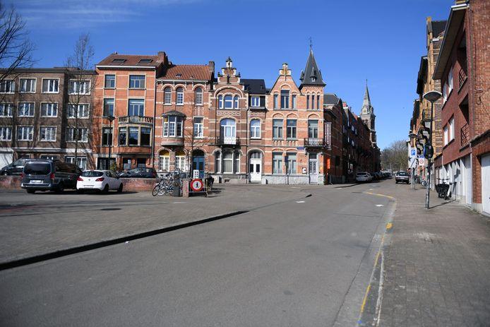 Sint-Lambertusplein in Heverlee