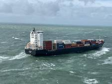 Laatste twee bij Ameland verloren containers teruggevonden