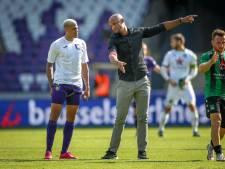 Kompany boekt eerste zege als coach van Anderlecht