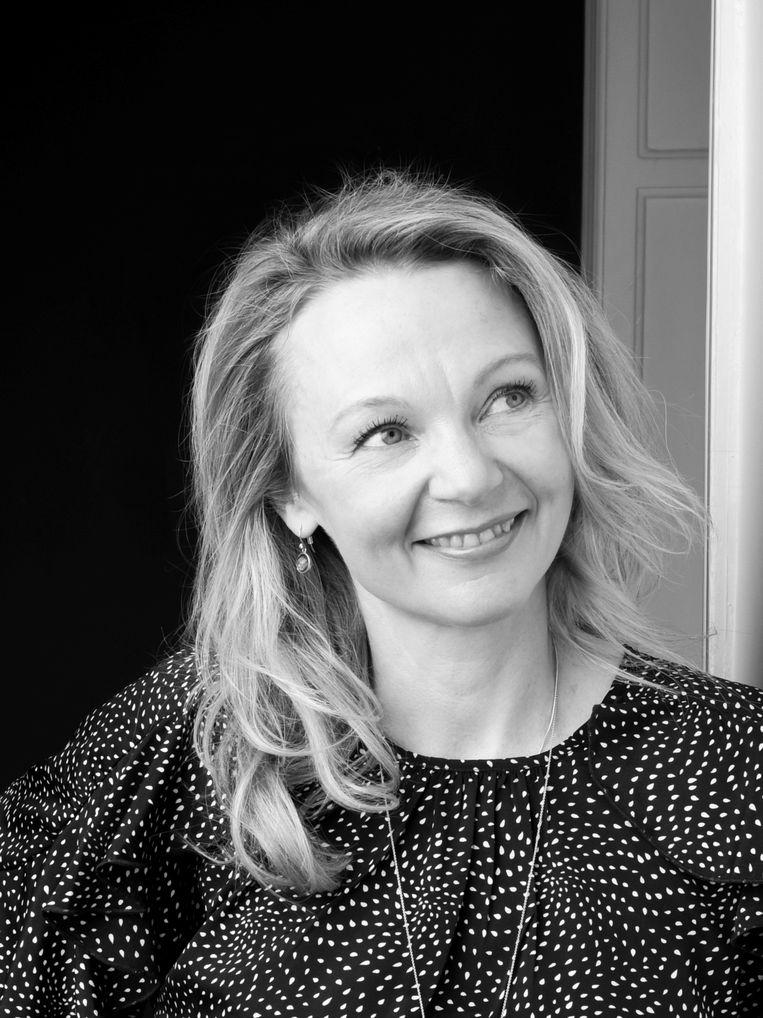 Xenia Trier. Beeld RV