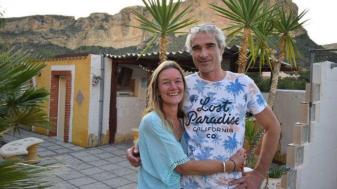 Brigitte en Laurens