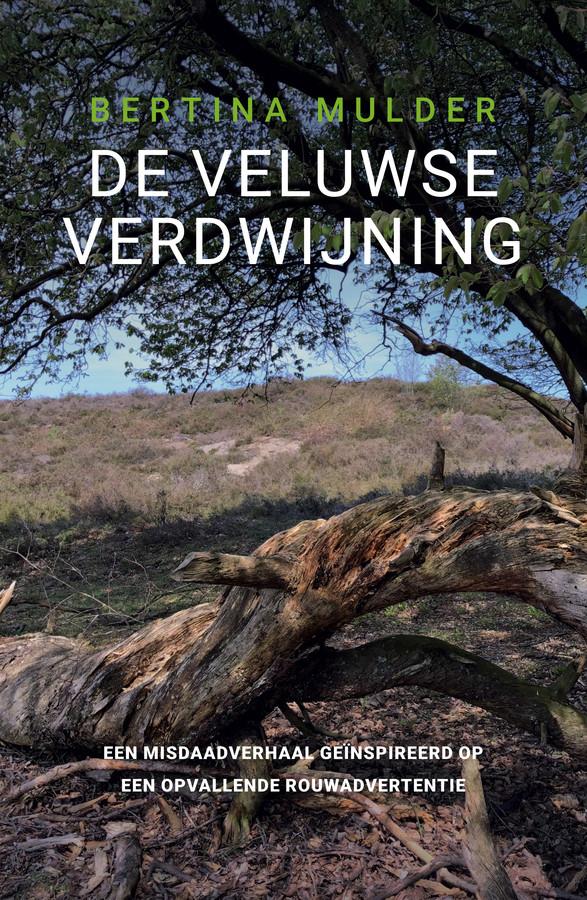 De cover van De Veluwse Verdwijning.