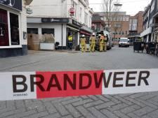 Willemstraat in Hengelo afgezet vanwege gaslek bij 'T Cafeetje