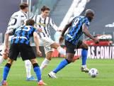 Juve boekt belangrijke zege tegen Inter in enerverend duel