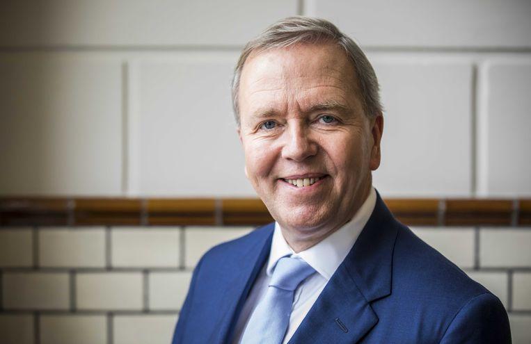 CDA-voorzitter Rutger Ploum. Beeld ANP