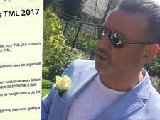 Cain (39) mag plots niet meer naar Tomorrowland