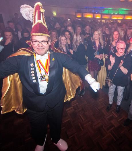 Enterse prins carnaval: 'Je kunt het carnaval niet de schuld geven van ladderzatte jongeren'