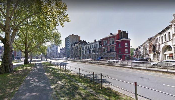 Boulevard d'Avroy