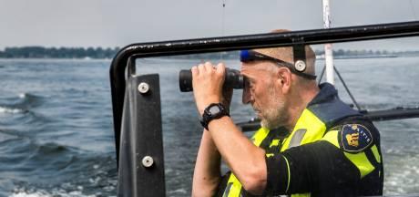 Gorinchem houdt feestje op het water tegen: mensen met bootjes teruggestuurd