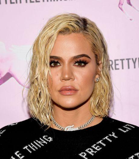 Khloé Kardashian probeert onbewerkte foto van internet te krijgen
