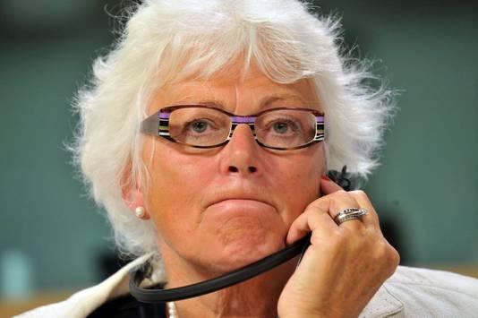 La commissaire européenne à l'agriculture, Mariann Fischer Boel