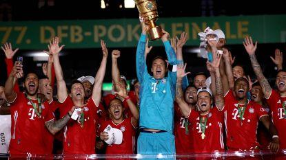 En nu de Champions League? Kampioen Bayern pakt ook beker na zege tegen Leverkusen