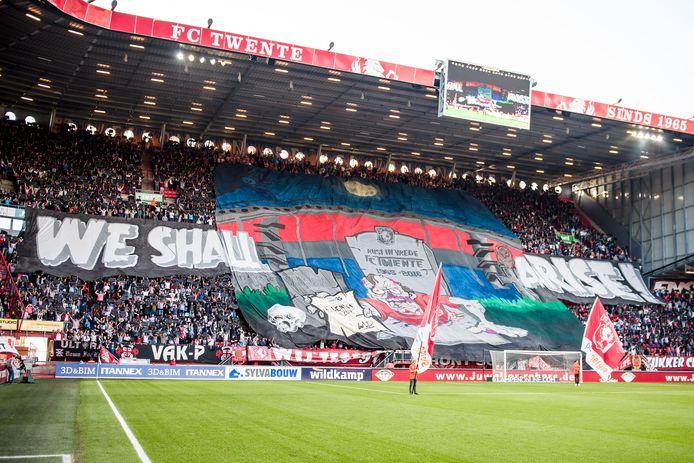 Bij Vak-P weten ze het zeker: ook als de club sterft, zal FC Twente uit de as herrijzen.