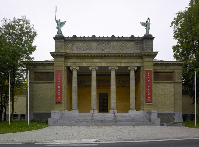Het MSK in Gent. Beeld Wikimedia Commons/Marie-Julie