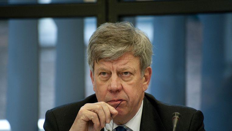 Minister van Veiligheid en Justitie Ivo Opstelten. Beeld ANP