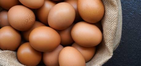 Jeugd gooit met eieren op Eemplein, politie stuurt ze naar Halt