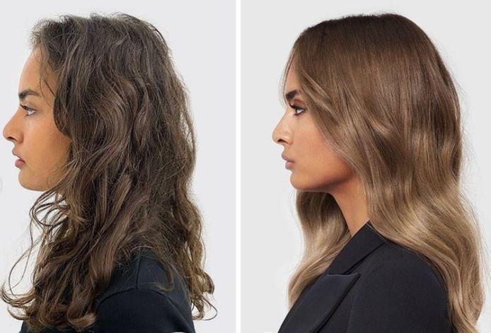 """Le """"Smoky Hair"""" est la grande tendance côté coloration."""