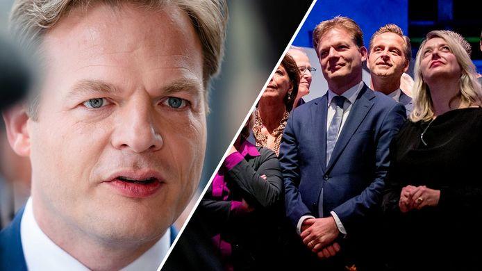 Pieter Omtzigt zegt moedwillig te zijn tegengewerkt in zijn strijd om lijsttrekker te worden van het CDA. Het Kamerlid schrijft dit in een interne memo, waarin hij hard uithaalt naar zijn partij.