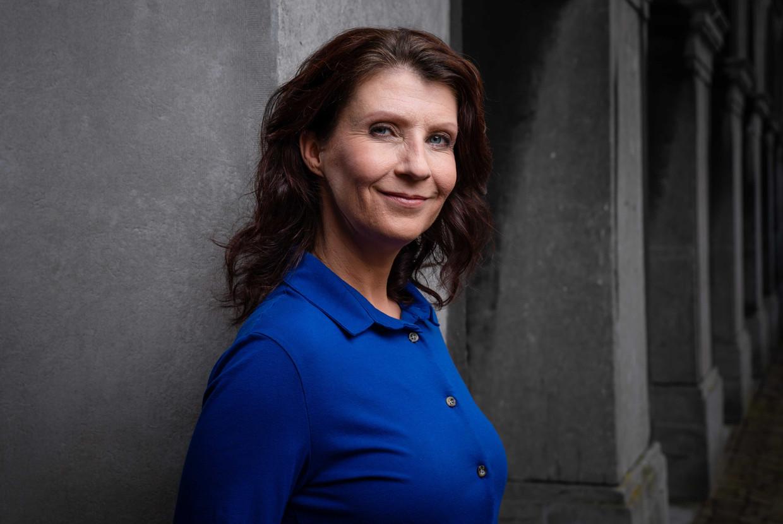 Portret van Esther Ouwehand, lijsttrekker en Tweede Kamerlid voor de Partij van de Dieren (PvdD).  Beeld ANP